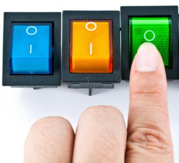 Leg den Schalter um – für Wunschkunden Ohne Warten!